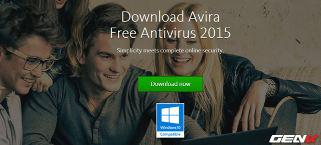 tải Avira Free Antivirus miễn phí