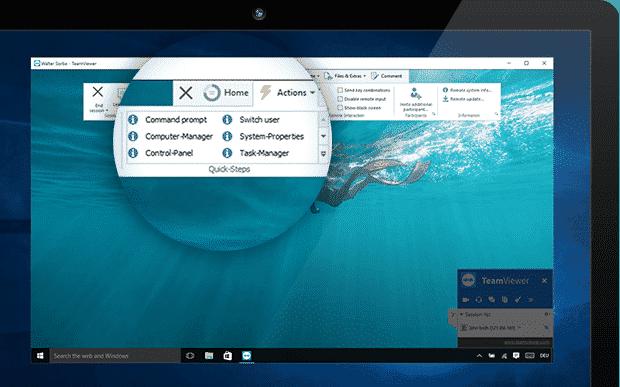 TeamViewer 12 Thông minh hơn. Tốt hơn. Nhanh hơn và Mạnh hơn