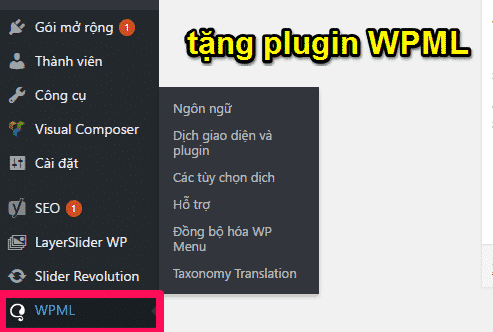 Tải WPML miễn phí - WPML WordPress Plugin free Download