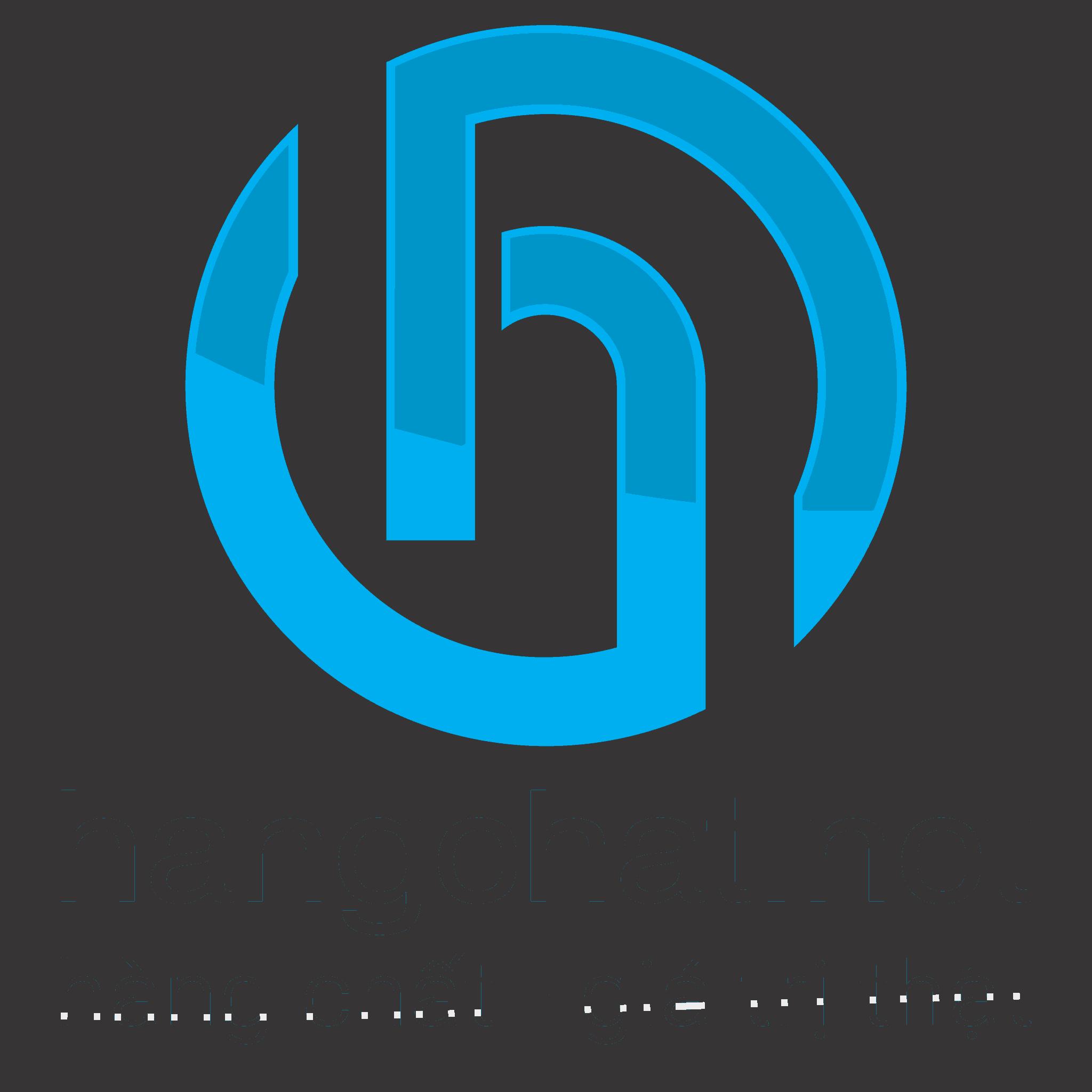 Thiết kế Logo thương mại điện tử hangchat.net