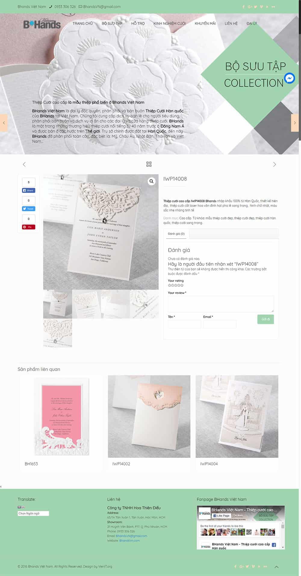 Dịch vụ thiết kế website trọn gói