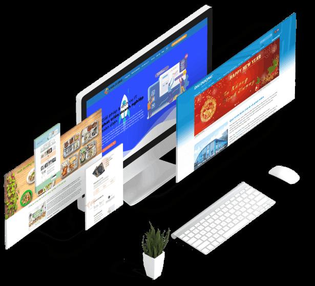 Dịch vụ Thiết kế Website chuyên nghiệp Viện IT