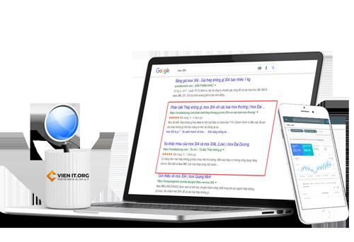 SEO là tối ưu hóa web cho công cụ tìm kiếm như google