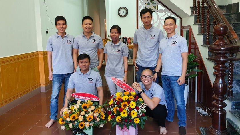 Đội ngũ công ty SEO IMTHIENPHUC