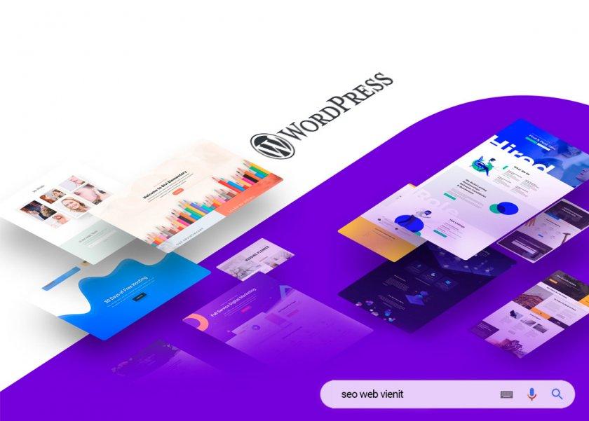 hướng dẫn thiết kế website bằng WordPress